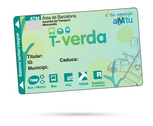 Targeta T-verda-AMTU